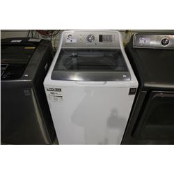 WHITE GE WASHING MACHINE