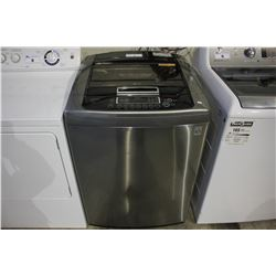 STAINLESS STEEL LG WASHING MACHINE