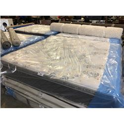 KING SIZED PILLOWTOP SERTA MATTRESS