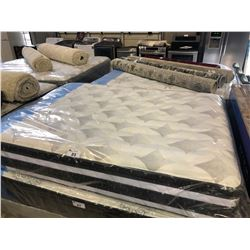 QUEEN SIZED PILLOW TOP SERTA MATTRESS