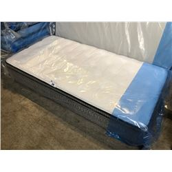 SINGLE EUROTOP SERTA MATTRESS
