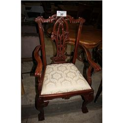 ORNATE DINING CHAIR