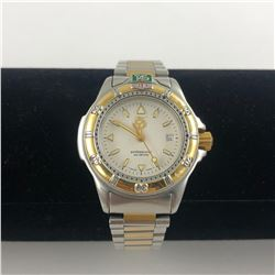 LADIES TAG HEUER PROFESSIONAL 4000 SERIES STAINLESS STEEL WRISTWATCH