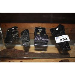 LOT OF ASSORTED GUN HOLSTERS