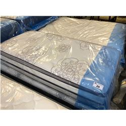 SINGLE PILLOW TOP SERTA MATTRESS