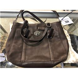 LADIES COACH DESIGNER PURSE