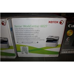 XEROX WORKCENTRE 6027 COLOR MULTIFUNCTION PRINTER