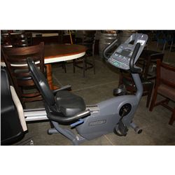 PRECOR USA C86I RECUMBENT EXERCISE BICYCLE