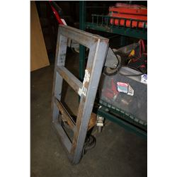 METAL FOUR WHEEL DOLLY