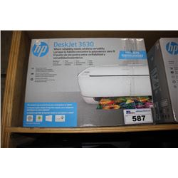 HP DESKJET 3630 WIRELESS ALL IN ONE PRINTER