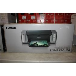 CANON PIXMA PRO-100 INK JET PHOTO PRINTER