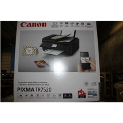 CANON PIXMA TR7520 ALL IN ONE PRINTER