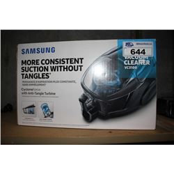 SAMSUNG CANISTER VACUUM CLEANER VC3100
