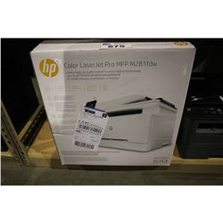 HP COLOR LASERJET PRO MFP M281FDW WIRELESS ALL IN ONE PRINTER