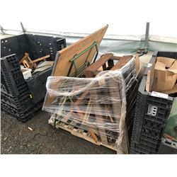 PALLET OF ASSORTED ESTATE GOODS