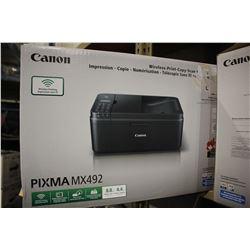 CANON PIXMA MX492 WIRELESS ALL IN ONE PRINTER