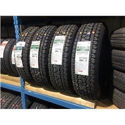 4 KUMHO TIRE ROAD VENTURE AT51 LT215/85 R16 115/112Q KL78 TIRES **$5/TIRE ECO-LEVY WILL BE CHARGED**