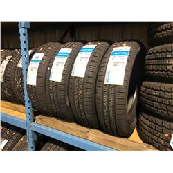 4 KUMHO NEW SENSE 205/75R15 97T TIRES **$5/TIRE ECO-LEVY WILL BE CHARGED**