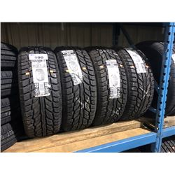 4 COOPER TIRES WEATHER-MASTER WSC 205/50R17XL 93T TIRES **$5/TIRE ECO-LEVY WILL BE CHARGED**