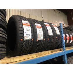 4 KUMHO TIRE ECSTA PA31 215/45R18 89V TIRES **$5/TIRE ECO-LEVY WILL BE CHARGED**
