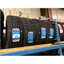4 FEDERAL HIMALAYA WS2 235/45R17 97T XL TIRES **$5/TIRE ECO-LEVY WILL BE CHARGED**