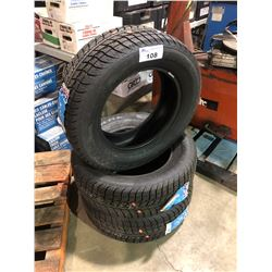 3 FEDERAL HIMALAYA WS2 235/60R16 104T XL TIRES **$5/TIRE ECO-LEVY WILL BE CHARGED**