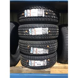 4 COOPER TIRES WEATHER-MASTER S/T2 195/60R15 88T TIRES **$5/TIRE ECO-LEVY WILL BE CHARGED**