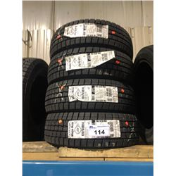4 DUNLOP WINTER MAXX 175/65R14 82T TIRES **$5/TIRE ECO-LEVY WILL BE CHARGED**