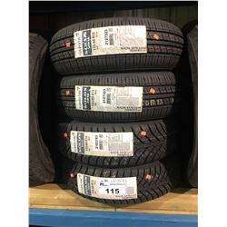 4 KUMHO TIRE SOLUS HA31 155/60R15 74T TIRES **$5/TIRE ECO-LEVY WILL BE CHARGED**