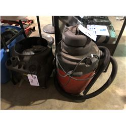 8 GALLON SHOP VACUUM & PARTS