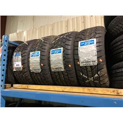 4 DUNLOP SP SPORT W10 225/45R16 89V TIRES **$5/TIRE ECO-LEVY WILL BE CHARGED**