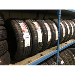 4 FIRESTONE ALL SEASON 225/65R16 100T TIRES **$5/TIRE ECO-LEVY WILL BE CHARGED**