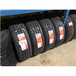 4 GT RADIAL SAVERO HT2 P245/75R16 109T OWL TIRES **$5/TIRE ECO-LEVY WILL BE CHARGED**