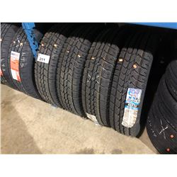 4 ARCTIC CLAW XSI LT215/85R16 115/1129 TIRES **$5/TIRE ECO-LEVY WILL BE CHARGED**