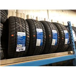 4 PRIMEWELL PZ-900 215/50ZR17 91W TIRES **$5/TIRE ECO-LEVY WILL BE CHARGED**