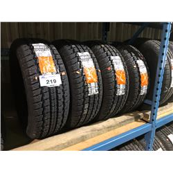 4 COOPER TIRE WEATHER-MASTER ST 215/60R15 94T TIRES **$5/TIRE ECO-LEVY WILL BE CHARGED**