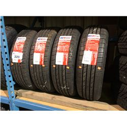 4 GT RADIAL MATOUR ALL SEASON 205/70R15 96T TIRES **$5/TIRE ECO-LEVY WILL BE CHARGED**