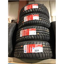 4 GT RADIAL CAMPIRO WINTER PRO 195/55R15 85H TIRES **$5/TIRE ECO-LEVY WILL BE CHARGED**
