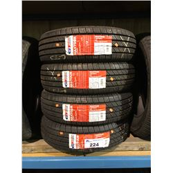 4 GT RADIAL MAXTOUR 185/75R14 89T TIRES **$5/TIRE ECO-LEVY WILL BE CHARGED**