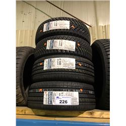 4 KUMHO TIRE SOLUS 175/55R15 77T TIRES **$5/TIRE ECO-LEVY WILL BE CHARGED**