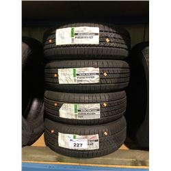 4 KUMHO TIRES SOLUS KH16 185/60R14 82H TIRES **$5/TIRE ECO-LEVY WILL BE CHARGED**