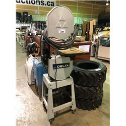 DELTA ELECTRIC MOBILE VERTICAL BAND SAW