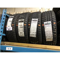 4 KELLY TIRES KELLY EDGE A/S 195/70R14 91T TIRES **$5/TIRE ECO-LEVY WILL BE CHARGED**