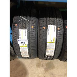 2 BRIDGESTONE P245/50R20 102V TIRES **$5/TIRE ECO-LEVY WILL BE CHARGED**