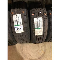 2 KUMHO SOLUS P235/65R18 104T TIRES **$5/TIRE ECO-LEVY WILL BE CHARGED**