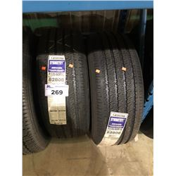 2 MICHELIN SYMMETRY P235/60R16 99T TIRES **$5/TIRE ECO-LEVY WILL BE CHARGED**
