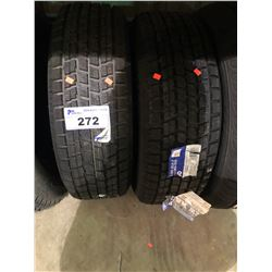2 BRIDGESTONE BLIZZAKS 225/50R16 96Q BL TIRES **$5/TIRE ECO-LEVY WILL BE CHARGED**