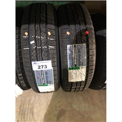 2 KUMHO TIRES SOLUS KR21 P235/70R15 102T TIRES **$5/TIRE ECO-LEVY WILL BE CHARGED**