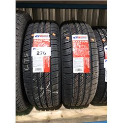 2 GT RADIAL MAXTOUR 225/70R15 100T TIRES **$5/TIRE ECO-LEVY WILL BE CHARGED**
