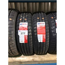 2 GT RADIAL MAXTOUR 205/75R14 95T TIRES **$5/TIRE ECO-LEVY WILL BE CHARGED**